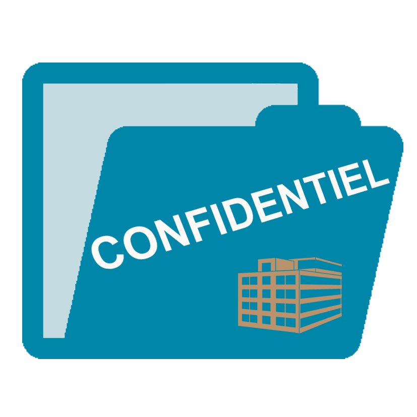 Logo Societe Confidentiel